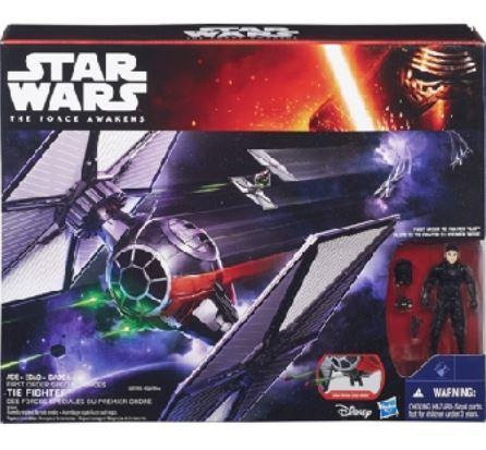 玩具 楽しく遊べるおもちゃ スター・ウォーズ フォースの覚醒 DXミッドビークル ファースト・オーダー スペシャルフォース タイ・ファイター 〈映画・アニメ 子供・大人用玩具 子ども・おとな コレクション フィギュア インテリア STAR WARS 通販〉