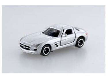 Fun Toys And Toy Cars Collection Car Tomica No 91 Mercedes Benz Sls Amg Hobby Kid Friendly Model Supercar