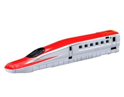 有趣的玩具,玩具火车集合微型火车 Tomica 123 号 E6 系列新干线子弹列车新干线 [爱好、 收集玩具成人和孩子友好微型火车模型迷你火车模型微型铁路模型迷你东日本旅客列车的东日本]