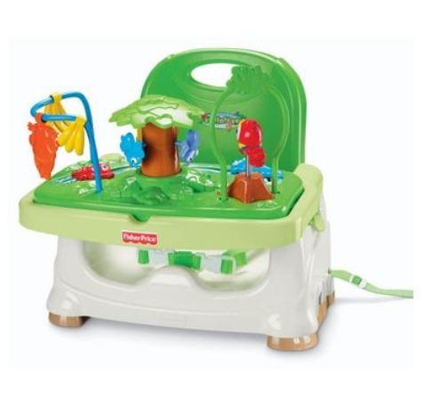 suzukatu: With the toy Fisher Price M5749 rain Forest portableness