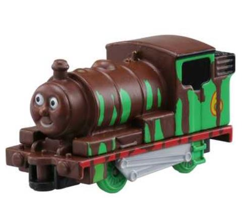 Fun Toy Animation Cartoon And Anime Toys Thomas The Tank Engine Tomica 06 Chocolate Percy Q Play For Hobby Collection Childrens