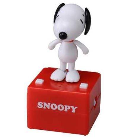 玩具供能被闲置的玩具手掌尺寸的entateimmentosunupishirizupoppunsuteppu Pop'n step史努比〈小孩使用愉快的玩具小孩小孩的玩具幼儿收集SNOOPY邮购〉