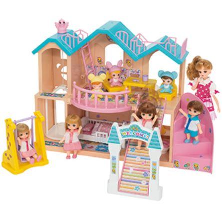 Suzukatu Fun Toys Toys And Dress Up Doll Licca Chan Dolls House