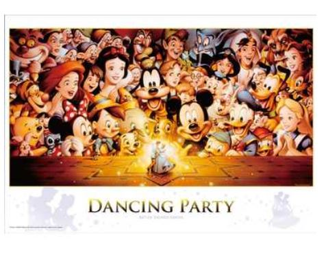 Puzzle Disney Series Special Art Puzzles Animated Jigsaw Hobby Tsuneo Sanda 2000 Piece Q Educational