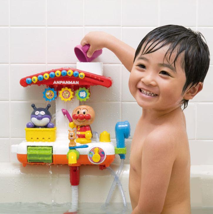 suzukatu   Rakuten Global Market: Fun bath toys that don\'t! Anpanman ...