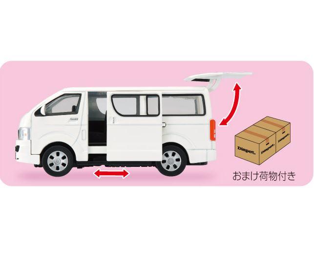 卡车集合模型火车爱好玩具、 模型丰田海狮 1 / 36 规模 DK 5118 丰田海狮 q 车模型车模型玩具 Diapet diapet 品牌丰田汽车驾驶室以上面包车店吗?