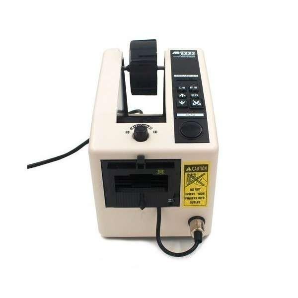 電子自動テープカッター M1000 電動 7-50mm対応 高品質 好評受付中 領収発行可 USAモデル 人気 新品