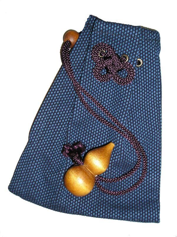 割引も実施中 さしこの祭り巾着 国内送料無料 濃紺-ひょうたん木玉
