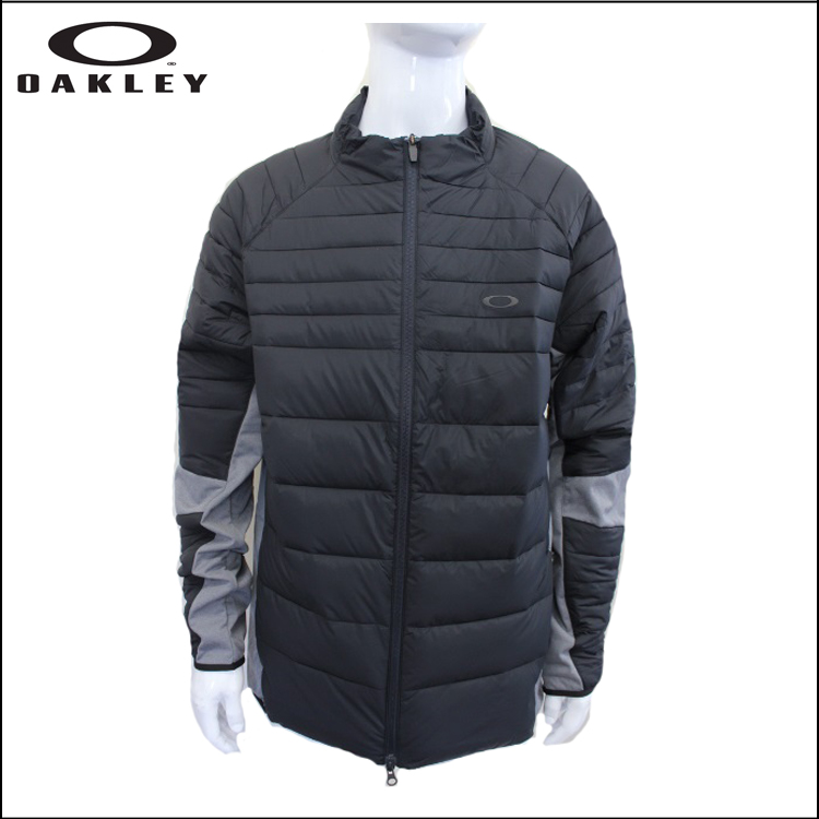 【OAKLEY/オークリー】412572INSULATED HYBRID GOLF JACKETジャケット