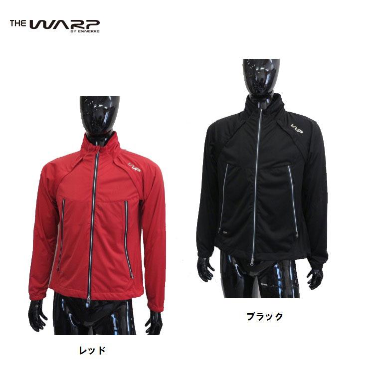 【The Warp By Ennerre/ザ・ワープ・バイ・エネーレ】メンズ 2WAYブルゾン ベスト121-52810