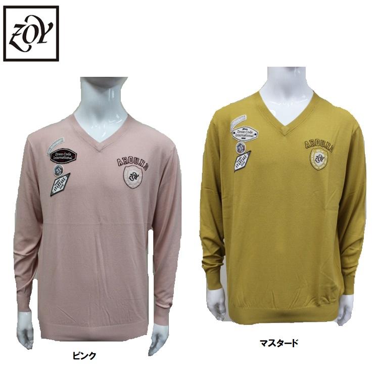 【ZOY/ゾーイ】【BOB ボブ コラボ】メンズ  セーター071492721