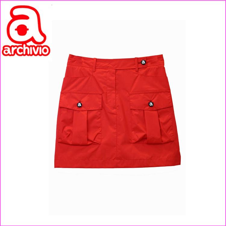 【送料無料】【archivio/アルチビオ】A656353 撥水 スカートインナーパンツ付き
