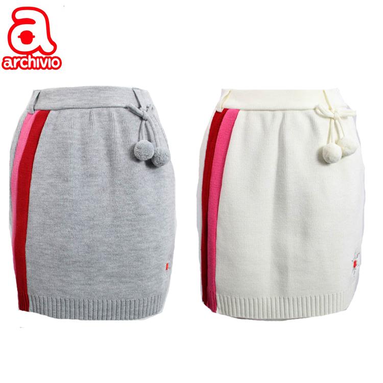 【送料無料】【archivio/アルチビオ】A816018レディース スカート