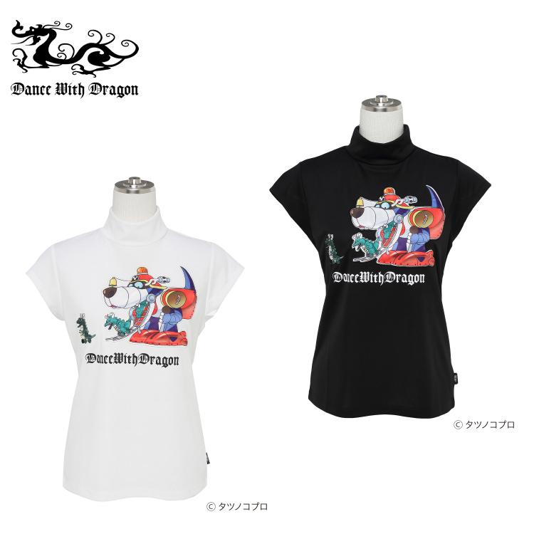 【DANCE WITH DRAGON/ダンスウィズドラゴン】D2-164332【ヤッターマン】ゾロメカハイネック