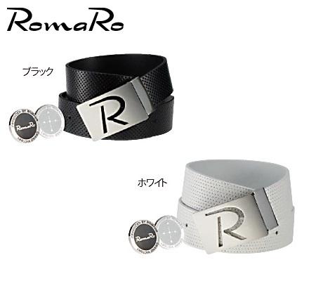 優先配送 ベルト RomaRo ロマロ ベルトマーカー付き R-BELT 時間指定不可