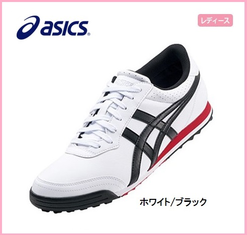 【asics/アシックス】TGN915GEL-PRESHOT CLASSIC 2レディススパイクレス ゴルフシューズ