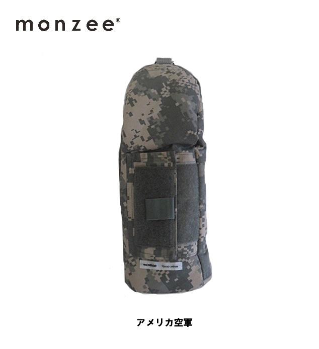 【Monzee/モンジー】ミリタリーヘッドカバーMH-0004フェアウェイウッド用アメリカ空軍【ハンドメイド 日本製】