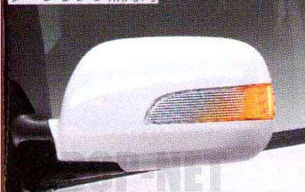『イプサム』 純正 ACM21 サイドターンランプ付ドアミラー パーツ トヨタ純正部品 ipsum オプション アクセサリー 用品