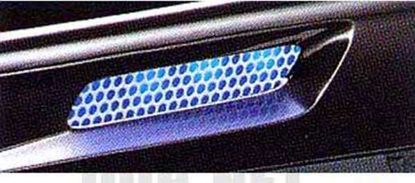 『クルーガーV』 純正 ACU20 ブルーポイントイルミネーション パーツ トヨタ純正部品 KLUGER オプション アクセサリー 用品