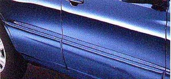 『クルーガーV』 純正 ACU20 クラディングガーニッシュエアロタイプ 設定2 ※廃止カラーは弊社で塗装 パーツ トヨタ純正部品 KLUGER オプション アクセサリー 用品