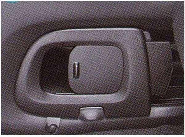 『クルーガーV』 純正 ACU20 マルチボックスビルトイン パーツ トヨタ純正部品 KLUGER オプション アクセサリー 用品