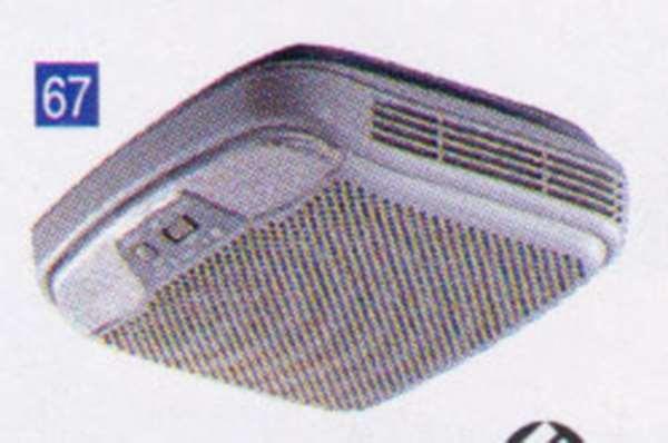 『bB』 純正 NCP35 エアピュリファイヤー(ドームランプ付オート) パーツ トヨタ純正部品 オプション アクセサリー 用品