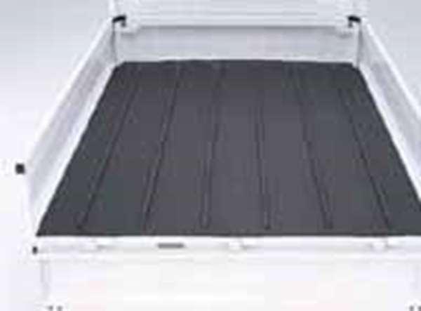 『キャリイ』 純正 DA63 荷台マット(レール付) パーツ スズキ純正部品 荷台保護 塩ビですゴムマットではありません carry オプション アクセサリー 用品