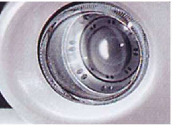 『カルディナ』 純正 AZT246 ディスチャージフォグランプ パーツ トヨタ純正部品 フォグライト 補助灯 霧灯 CALDINA オプション アクセサリー 用品