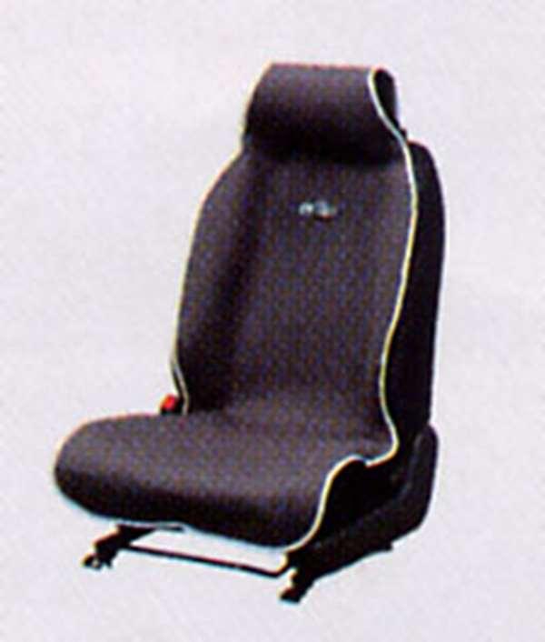 『カルディナ』 純正 AZT246 シートエプロン1枚・グレー パーツ トヨタ純正部品 汚れから保護 セミシートカバー CALDINA オプション アクセサリー 用品