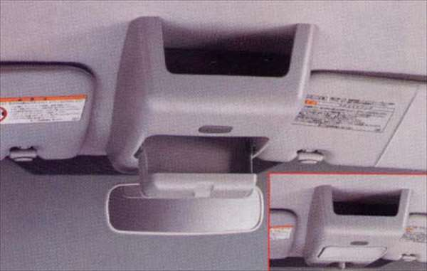 『R1』 純正 RJ1 オーバーヘッドポケット パーツ スバル純正部品 オプション アクセサリー 用品