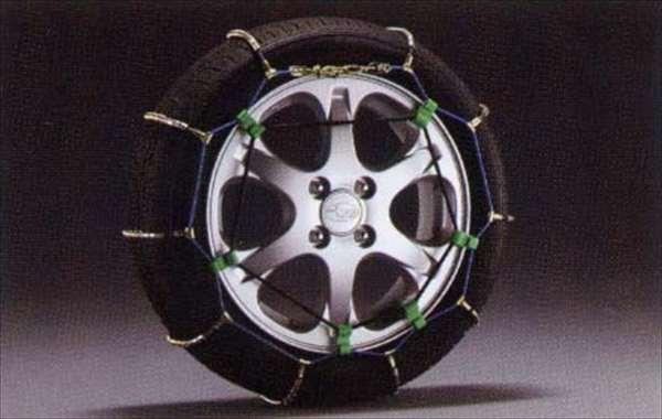 『R1』 純正 RJ1 スプリングチェーン155/60R15 パーツ スバル純正部品 オプション アクセサリー 用品