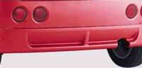 『シボレークルーズ』 純正 HR52S リヤアンダースポイラー スポーティー パーツ スズキ純正部品 リアスポイラー カスタム エアロ ChevroletCruze オプション アクセサリー 用品