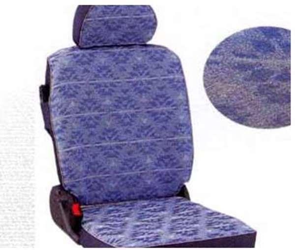 『エブリイ』 純正 DA52 DB52 シートカバー(エスニックブルー) パーツ スズキ純正部品 座席カバー 汚れ シート保護 every オプション アクセサリー 用品