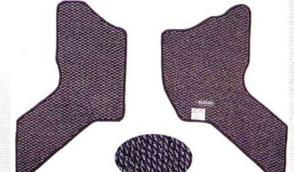 『エブリイ』 純正 DA52 DB52 フロアマット・ジュータン(メッシュ) パーツ スズキ純正部品 フロアカーペット カーマット カーペットマット every オプション アクセサリー 用品