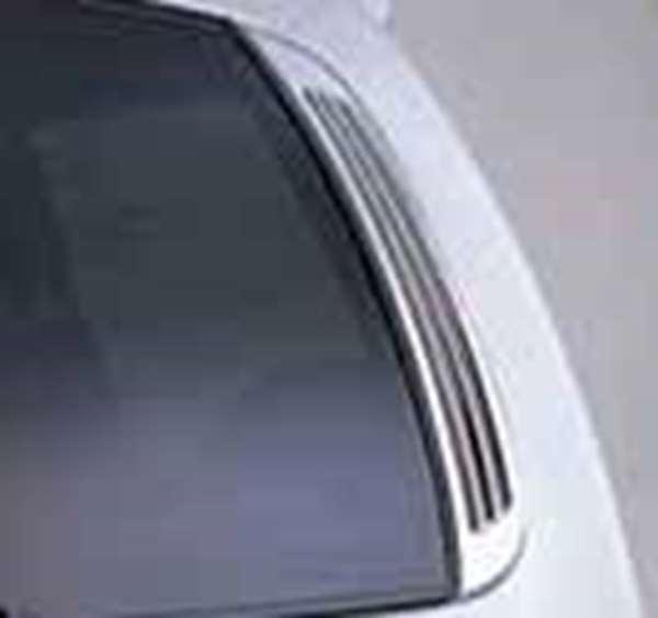 『エスクード』 純正 TL52 TX92 クォーターウインドーガーニッシュ エスクード用 パーツ スズキ純正部品 メッキ escudo オプション アクセサリー 用品