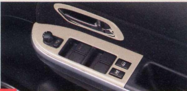 『エスクード』 純正 TD54 TD94 パワーウインドースイッチベゼル パーツ スズキ純正部品 内装パネル パワーウィンドウスイッチパネル escudo オプション アクセサリー 用品