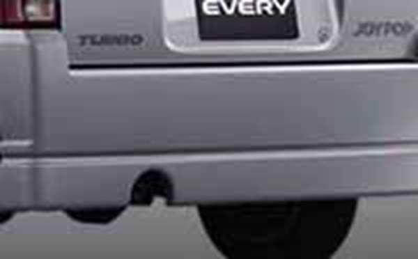 『エブリイ』 純正 DA62 リヤバンパー CUstomize パーツ スズキ純正部品 every オプション アクセサリー 用品