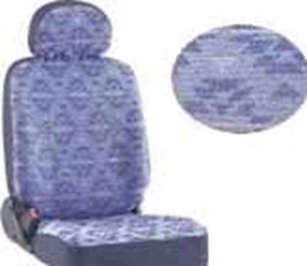 『エブリイ』 純正 DA62 シートカバー(エスニックブルー) GA/PA/PU/PC用 パーツ スズキ純正部品 座席カバー 汚れ シート保護 every オプション アクセサリー 用品