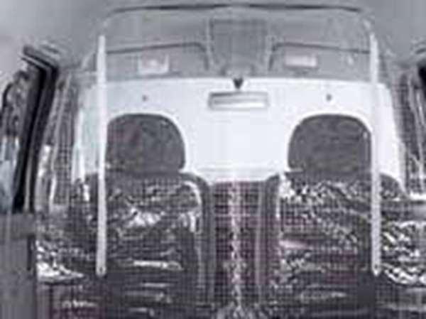 『エブリイ』 純正 DA62 間仕切カーテン ハイルーフ車用 パーツ スズキ純正部品 every オプション アクセサリー 用品