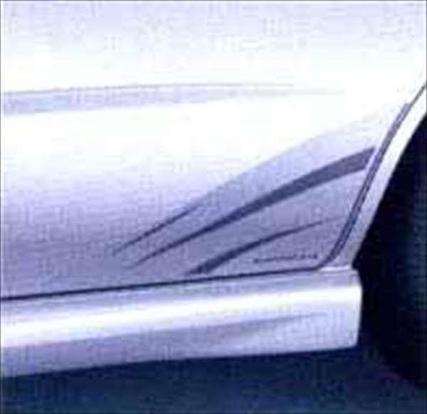 『インプレッサ』 純正 GG2 GG3 GD2 GD3 サイドデカール(リヤドア) パーツ スバル純正部品 ステッカー シール ワンポイント impreza オプション アクセサリー 用品