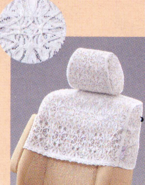 『ハリアー』 純正 ACU31 ハーフシートカバー パーツ トヨタ純正部品 座席カバー 汚れ シート保護 harrier オプション アクセサリー 用品