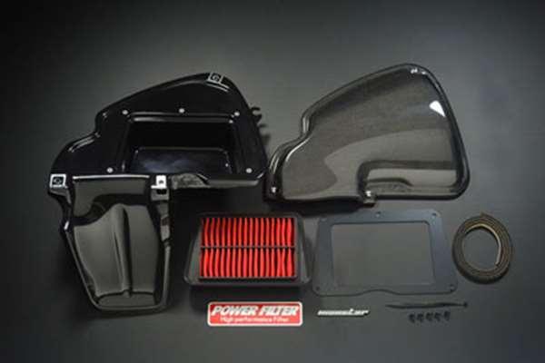 インテークキット AIRBO・X300(エアボックス300) 214500-7200M ハスラー 1型※ターボ車用 MR31S/MS31S モンスタースポーツ スズキスポーツ