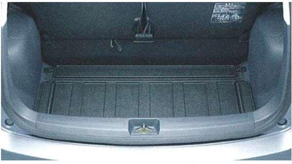 『コルト』 純正 Z21 Z22 Z23 Z24 ラゲッジトレイ パーツ 三菱純正部品 COLT オプション アクセサリー 用品