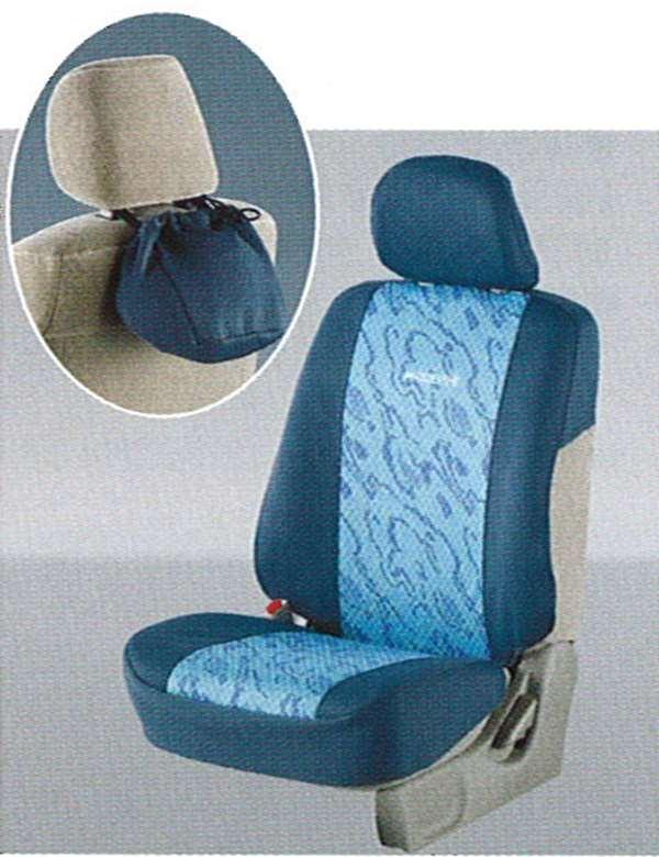 『ディオン』 純正 CR6 防水シートカバー パーツ 三菱純正部品 座席カバー 汚れ シート保護 DION オプション アクセサリー 用品