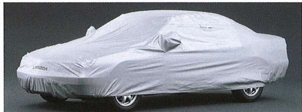 『ディアマンテ』 純正 F34 ボディカバー パーツ 三菱純正部品 Diamante オプション アクセサリー 用品