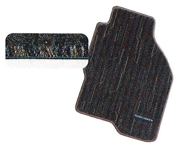 『ギャラン』 純正 EA7 カーペットマット(エレガンスサキソニー) ブラウン パーツ 三菱純正部品 フロアカーペット カーマット カーペットマット GALANT オプション アクセサリー 用品