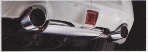 『フェアレディーZ』 純正 Z34 フジツボ製スポーツマフラー(オールステンレス) パーツ 日産純正部品 排気 パワーアップ 重低音 FAIRLADYZ オプション アクセサリー 用品