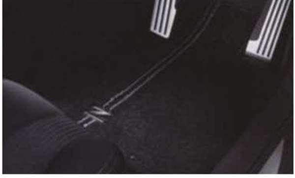 『フェアレディーZ』 純正 Z34 フロアカーペット(ラグジュアリー:消臭機能付) パーツ 日産純正部品 カーペットマット フロアマット カーペットマット FAIRLADYZ オプション アクセサリー 用品