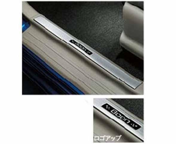 『ブーン』 純正 M700S M710S スカッフプレートカバー(フロント) パーツ ダイハツ純正部品 ステップ 保護 プレート boon オプション アクセサリー 用品