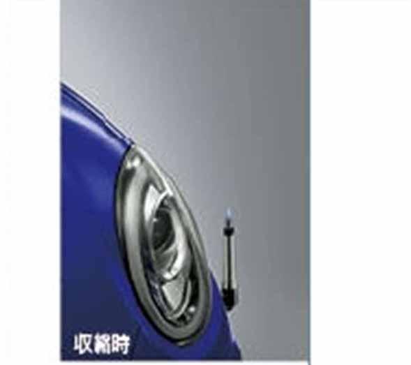 『ブーン』 純正 M700S M710S コーナーコントロール(手動伸縮式) パーツ ダイハツ純正部品 フェンダーポール フェンダーライト boon オプション アクセサリー 用品